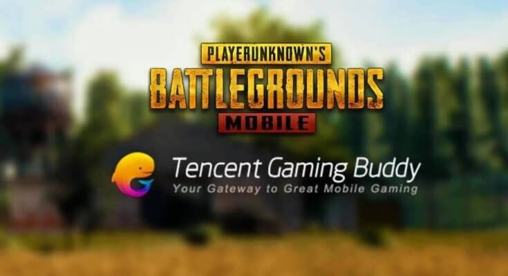 Tencent Gaming Buddy - PUBG Mobile Emulator on PC