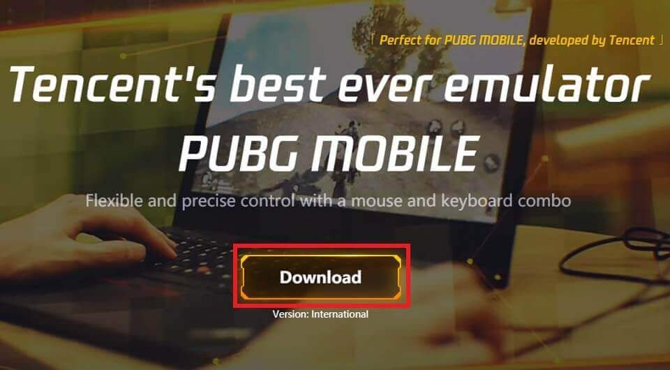 Tencent Gaming Buddy - PUBG Mobile Emulator on PC - PlayerUnknown's