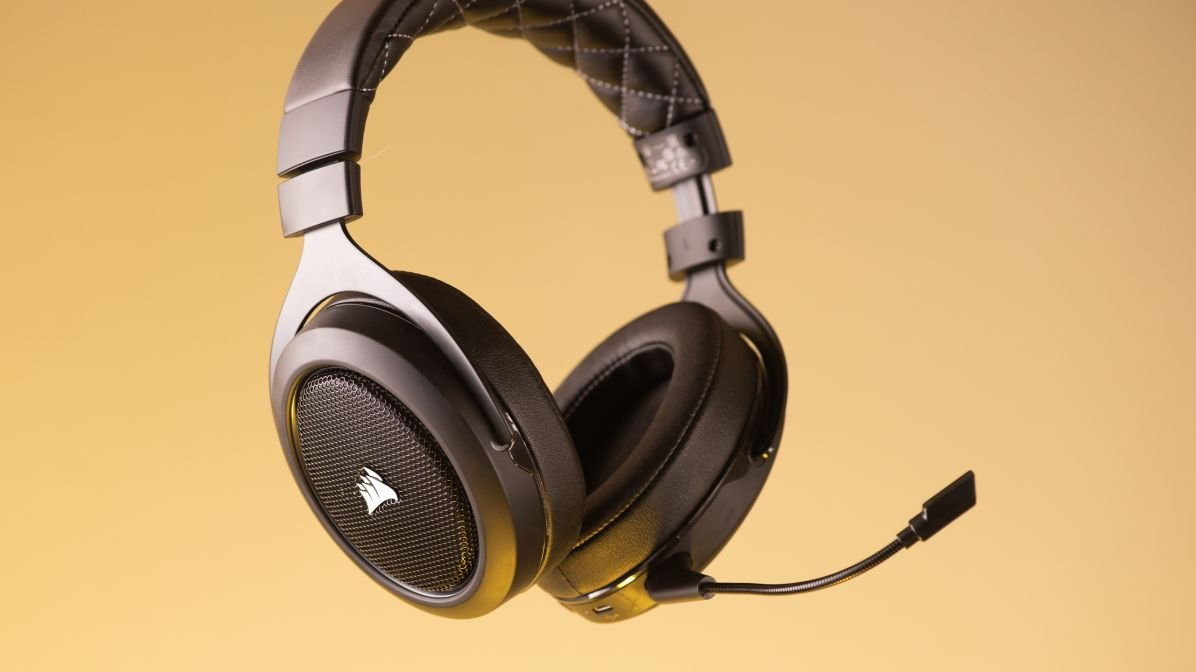 Corsair HS70 review: gaming sound without wires - Reviews