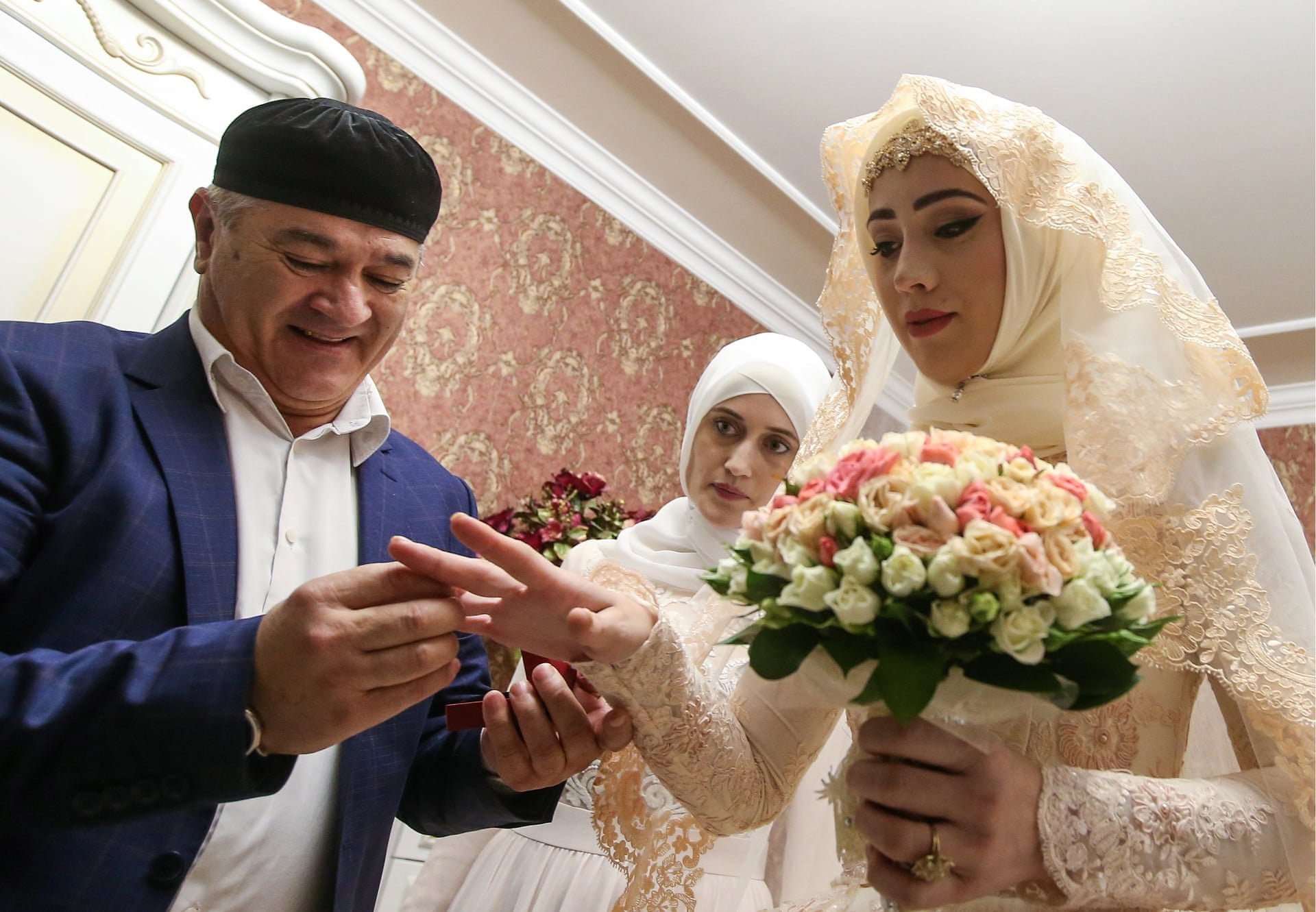Chechen wedding - customs and traditions