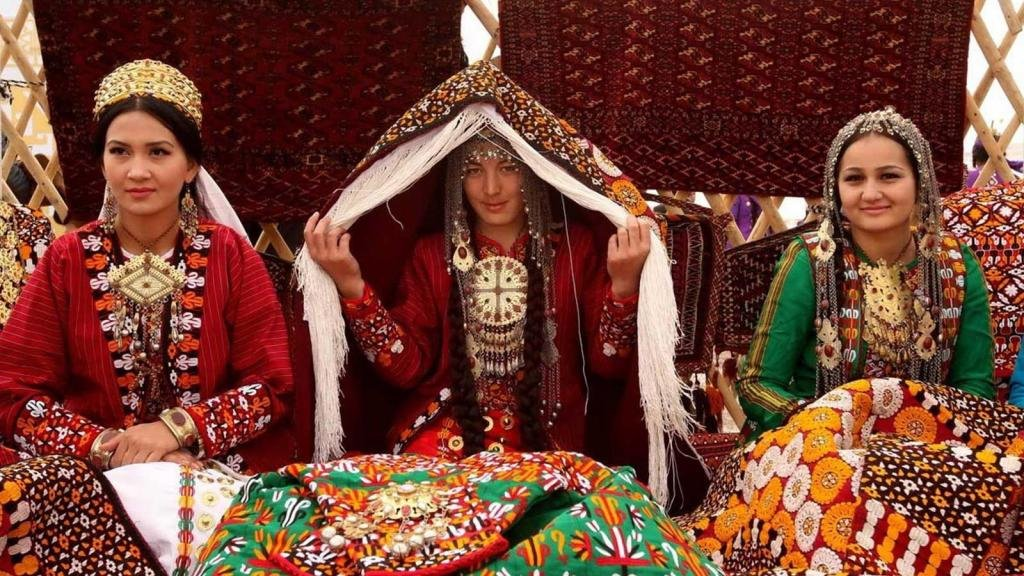 Turkmen wedding: photo, description, traditions and customs