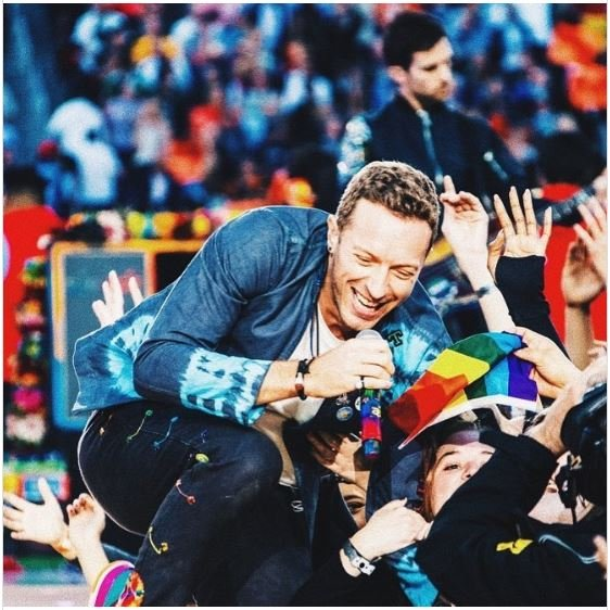 Chris Martin: biography, personal life, photos